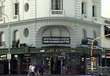 """Zoom Histórico: Café """"El Foro"""""""