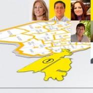 Resultado de las elecciones en la Comuna 1