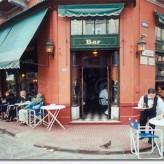 Declaran de Interés Cultural el bar Plaza Dorrego