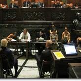 Legislatura porteña: se fue la primera