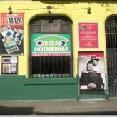Agosto en el centro cultural Rosa Luxemburgo