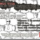 """""""Buscamos Vida"""" en la  Casa del Pueblo"""