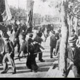 Del reclamo por las ocho horas a la masacre de Plaza Lorea