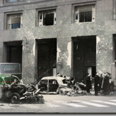 "Bombardeo del 55. El mismo  ""adn"" que la última Dictadura Militar"