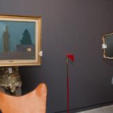 El arte joven copó los museos