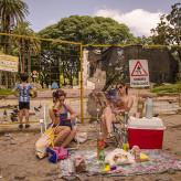 Parque Lezama: la obra interminable