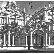 Zoom Histórico. Dos cuadras de la calle Lavalle