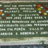 Barrios x Memoria recordará a Darío Bedne, detenido-desaparecido en julio de 1976