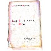 """""""Las iniciales del misal"""", centenario de la poesía urbana"""