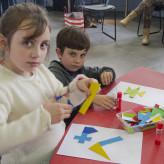 Creatividad a través del juego en la Casa del Bicentenario