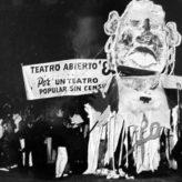 Teatro Abierto, una experiencia única y colectiva como reacción a la dictadura militar