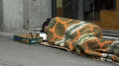El Gobierno porteño deberá relevar a personas en situación de calle