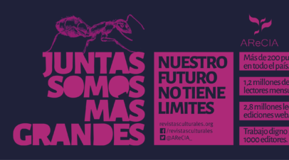 5º FORO DE REVISTAS CULTURALES: ¡JUNTAS SOMOS MÁS GRANDES!