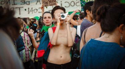 #8M: Primer Paro Internacional de Mujeres. Libres, vivas y en sororidad