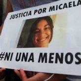Justicia por Micaela. Ni una menos