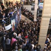 Masivo repudio al desplazamiento del presidente del INCAA