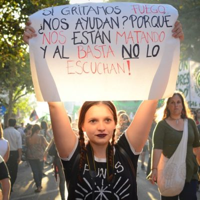 #25N. Un femicidio cada 26 horas