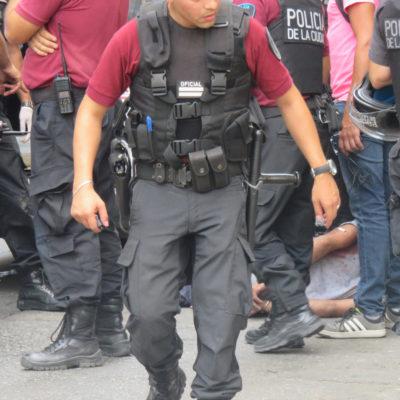 Noticias de una futura represión en CABA