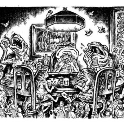 Transgénica popular de Frank Vega en MU