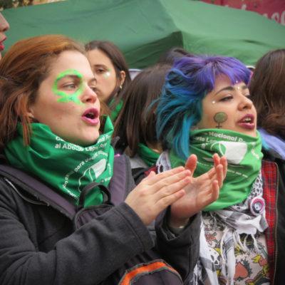 Cantata de los pañuelos verdes