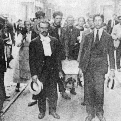 A 100 años de la Semana Trágica