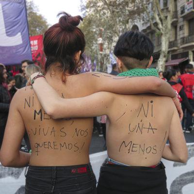 #NiUnaMenos. Declaración completa