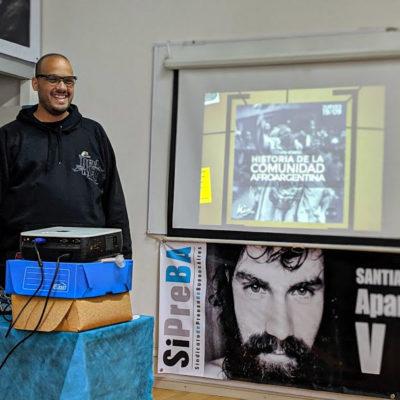 La comunidad Afroargentina en los medios