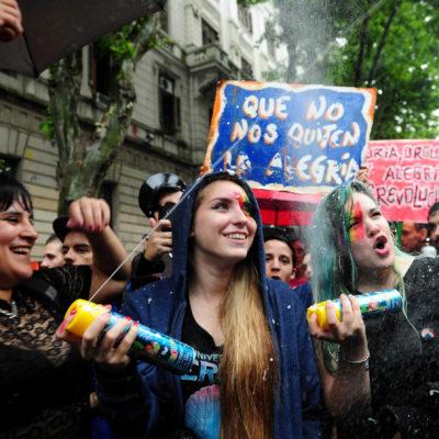 XXVIII° Marcha del Orgullo LGBTIQ