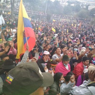 Fin de ciclo (corto) en Ecuador