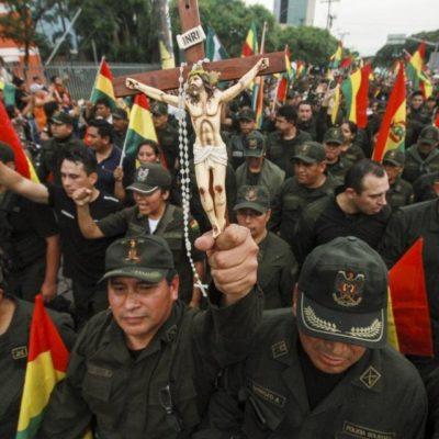 Bolivia: El golpe y su faceta religiosa