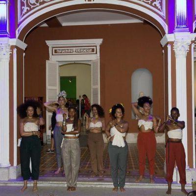 Presencia Afro en la noche de los museos