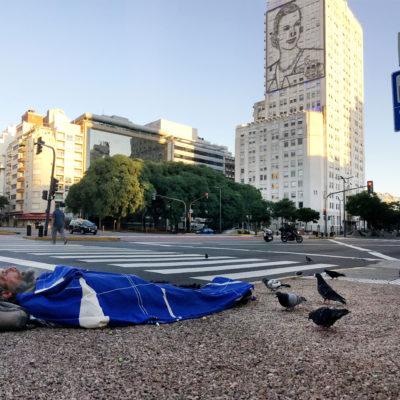 El 27% de la población porteña es pobre