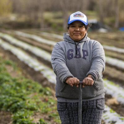 Mujer Rural y Derecho a la Tierra